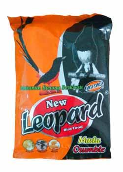 Voer leopard untuk murai batu